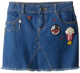Little Marc Jacobs Denim Skirt Girl's Skirt