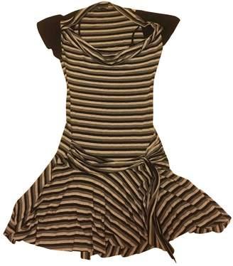 Morgan Lane Anthracite Cotton - elasthane Dresses