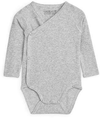 Arket Wrapover Bodysuit