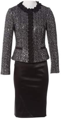 Dolce & Gabbana Silver Wool Jackets