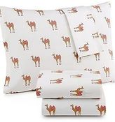 Martha Stewart Whim Collection- Camel- Full Bed Sheet Set 2-day Delivery