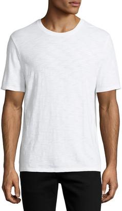 Vince Short-Sleeve Slub T-Shirt