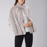 Coast Valerie Faux Fur Cape