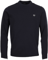 Fred Perry Jumper Twin Tipped K3506-D28 Navy