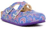 Birkenstock Dorian Flower Sandal (Toddler) - Discontinued