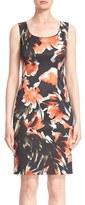 Lafayette 148 New York Women's 'Rebecca' Floral Print Sheath Dress