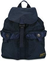 Polo Ralph Lauren buckled backpack - men - Nylon/Polyester - One Size
