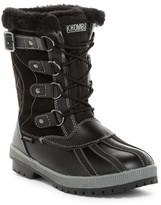 Khombu Rochelle Faux Fur Trimmed Boot
