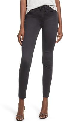 Frame Le Skinny de Jeanne Raw Hem Ankle Skinny Jeans