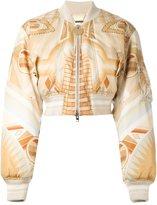 Givenchy 'Stargate' printed bomber jacket