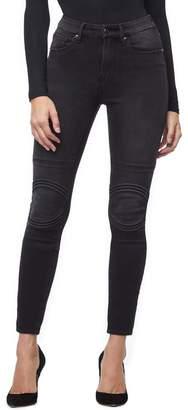 Good American Good Waist Corded High Waist Skinny Jeans (Regular & Plus Size)