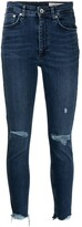 Thumbnail for your product : Rag & Bone Emory distressed skinny jeans