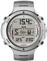 Suunto Men's D6I SS018400000 Stainless-Steel Quartz Watch