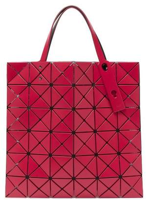 Bao Bao Issey Miyake Lucent Small Matte-pvc Tote Bag - Womens - Red