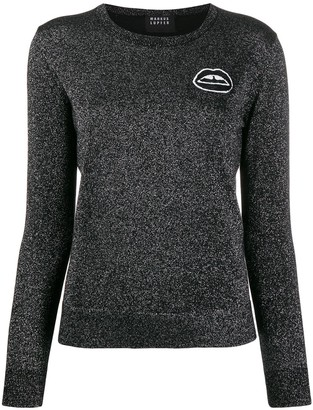 Markus Lupfer lips detail jumper
