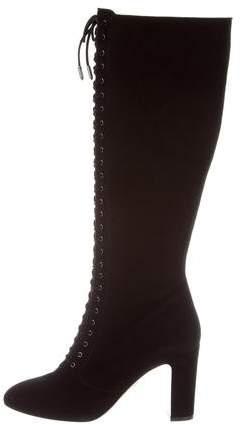 Altuzarra Amber Suede Boots 85 w/ Tags