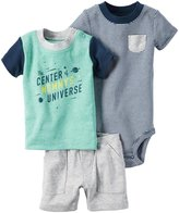 Carter's Baby Boys 3 Pc Sets 126g538