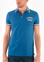Kaporal 5 Short-Sleeved Plain Polo Shirt
