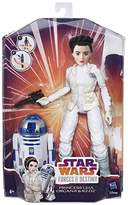 Star Wars Princess Leia and R2-D2 Figure Set