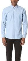 MAISON KITSUNÉ Classic Chambray Button Down Shirt