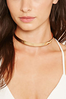 Forever 21 Mixed Chain Choker