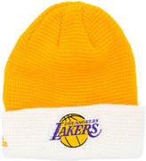 adidas Los Angeles Lakers Authentic Cuffed Knit Hat