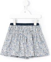 Familiar floral print shorts - kids - Cotton - 2 yrs