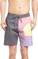 Billabong Men's X Warhol Sunset Lo Tide Board Shorts