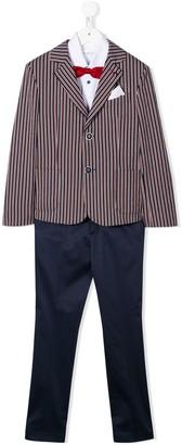 Colorichiari Six Piece Tailored Suit