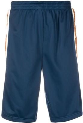 Kappa Side Logo Stripe Shorts