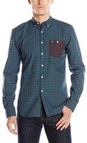 Farah Men's The Colson Plaid Woven Shirt