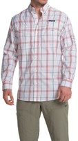 Columbia Super Low Drag Shirt - Omni-Wick®, UPF 40, Long Sleeve (For Men)