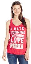 Fifth Sun Women's Pizza Run Graphic Tee