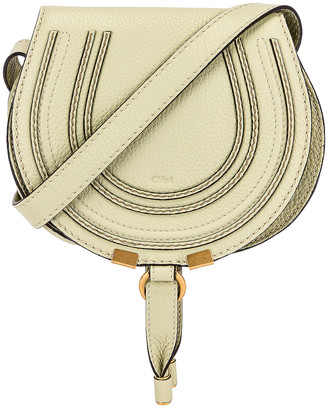 Chloé Marcie Small Marcie Crossbody Bag in Light Eucalyptus | FWRD