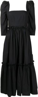 Cara Cara Tiered Gathered Dress