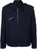 Lanvin cross stitch jacket