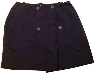 Mulberry Blue Cotton Skirts