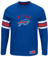 Majestic NFL Buffalo Bills Power Hit Long Sleeve T-Shirt