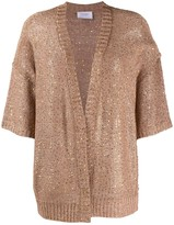 Snobby Sheep sequin embroidered cardigan