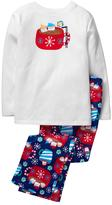 Gymboree Cocoa Pajama Set