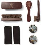 Wolf Blake Shoeshine Kit - Black