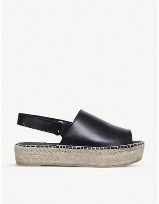 Carvela Kinder leather sandals