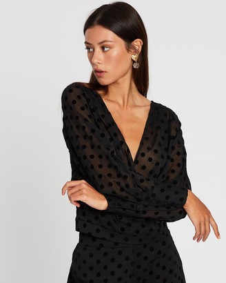 Wish The Label Delray Blouse