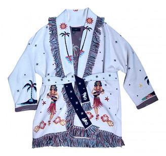 Alanui White Wool Jackets
