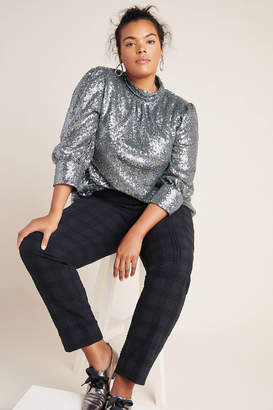 Sunday In Brooklyn Luna Sequined Blouse