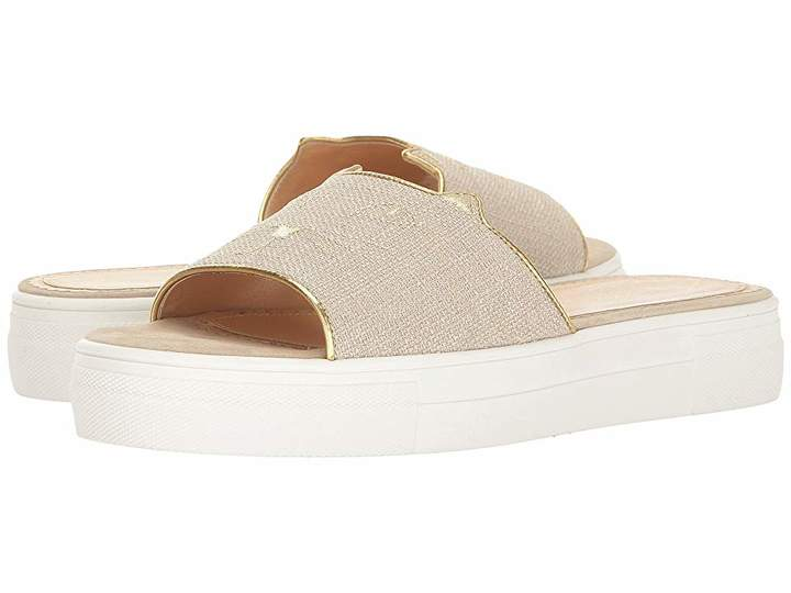Charlotte Olympia Kitty Pool Sliders Women's Slide Shoes