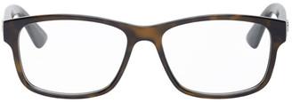 Gucci Tortoiseshell GG0640OA Glasses