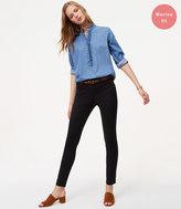 LOFT Petite Bi-Stretch Skinny Pants in Marisa Fit