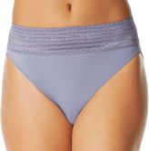 Warner's WARNERS No Pinching, No Problems. High-Cut Lace Panties - 5109