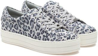J/Slides Hilton Suede Sneaker